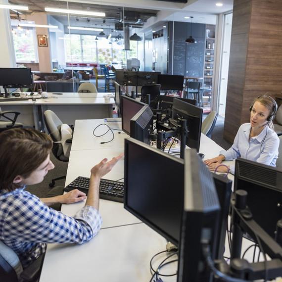 Programmers skilled in Java EE, Spring, Spring MVC